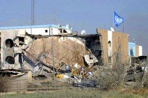 مسؤول عراقي يكشف عن اسباب تفجير مقر الامم المتحدة عام 2003