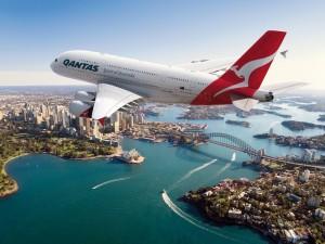 تقرير نشر ظهر فيه هبوطاً كبيراً في عدد ركاب شركة طيران كوانتس