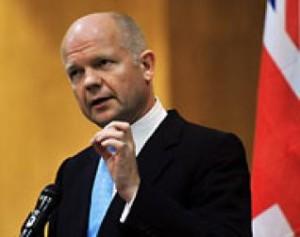بريطانيا تتهم  إيران بدعم سوريا في قمع المعارضة