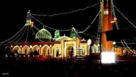 العراقيون غرباء في وطنهم : مداهمة امنية لمرقد أبو حنيفة النعمان قبيل مظاهرات الجمعة !!
