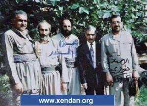 بالصور.. نوري المالكي في اربيل عام 1991