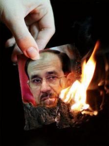 بلد السرقة والتفجيرات  برعاية نوري المالكي