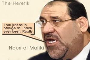 المالكي حاكم فاسد...  و رجل  فاشل !