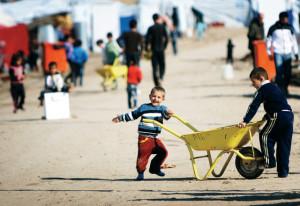 أستراليا تقدم 20 مليون دولار مساعدات تعليمية لأطفال سوريا اللاجئين