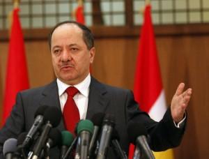 قيام الدولة الكردية المستقلة وعاصمتها اربيل